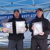 KSU 2012 MOSQUITO THAW OPEN : KSU LEADS THE WAY WITH NE OHIO ANGLERS! COMPLETE RESULTS AND STATS AND FISHTAILS ON DOBASS.COM