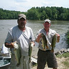 2011 NOAA BERLIN1 : DAVE WALDEN & SCOTT KLIEN CAPITALIZE $6000 FROM JUST 8.9lbs OF TOUGH BERLIN BASSN! 100% PAYDAYS- DO!BASS!!!