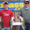 2012 EEI MOGGIE SPRING OPEN : FUTURE KENT STATER MATT HEATER AND POPS JOHN TAKE TOP HONORS AT AUNT MOGGIE'S SEASON OPENER WITH 19.4 lbs FULL FIELD EEI DETAILS ARE ONLINE AT DOBASS.COM!!!!