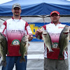 2012 EEI i2 SPRINGFIELD : SHOCKLEY & DUFALA HIT THE EEI TRIFECTA FOR $1100 WIN ON JUST 19 TEAMS! 17.24 lbs AND THE KICKER 4.79lb BIG BASS OF THE DAY!!!