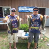 2013 KSU LaDO! Q#3 : KSU's Greg Perry & Trevor White giving some instruction to Mothers' finest with a 12.41 winning bag and 4.58 bigbass! Total pay $513! Complete LaDue Q#3 details are online at DoBass.com!!!